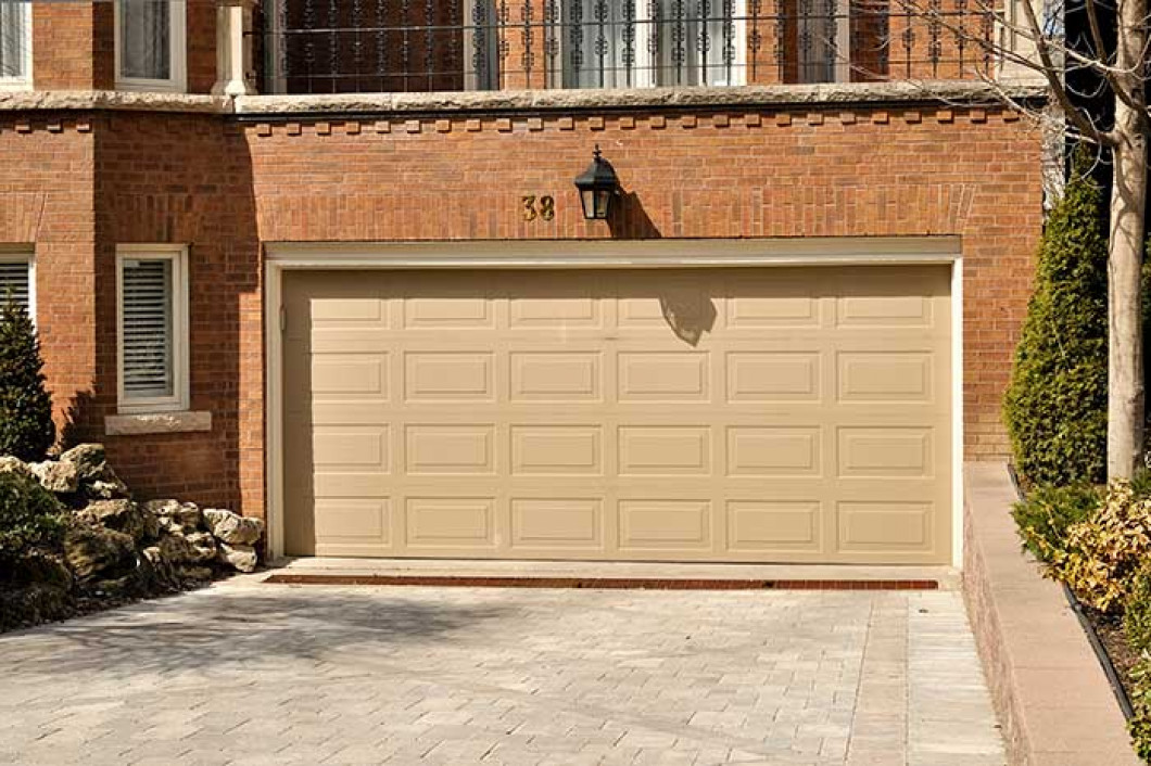 Raise Your Garage Door Standards