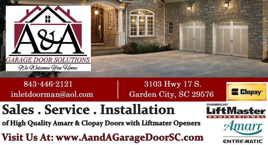 Residential Commercial Garage Door Installation Repair Garden
